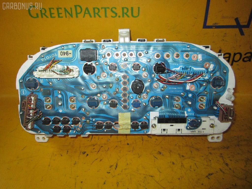 Спидометр TOYOTA CALDINA ST215W 3S-GTE. Фото 11