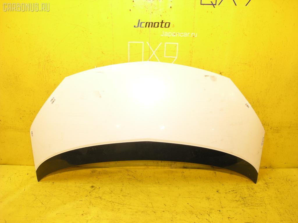 Капот TOYOTA ESTIMA MCR40W. Фото 2