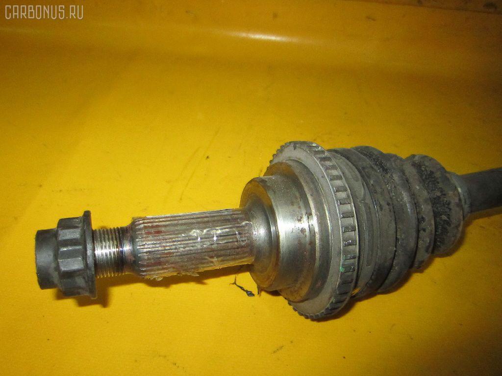 Привод TOYOTA ESTIMA MCR40W 1MZ-FE. Фото 4