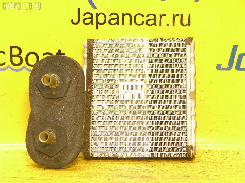 Радиатор печки MITSUBISHI DIAMANTE F31A 6G73. Фото 2
