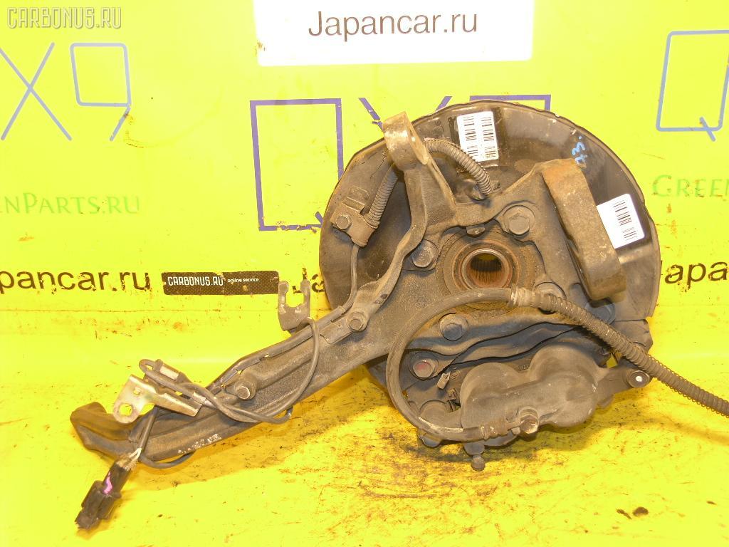 Ступица MITSUBISHI DIAMANTE F31A 6G73. Фото 4