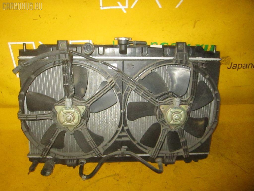 Радиатор ДВС NISSAN SUNNY QB15 QG18DD. Фото 11