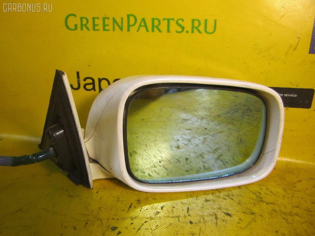 Зеркало двери боковой TOYOTA CROWN MAJESTA UZS171. Фото 8