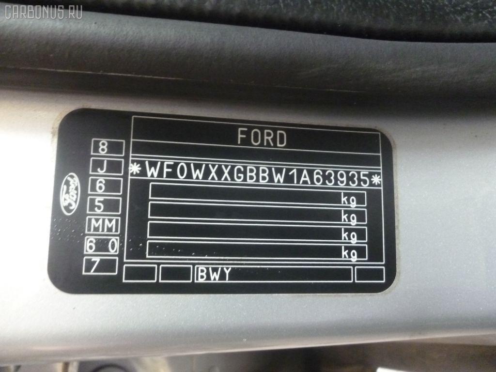 Радиатор печки FORD MONDEO III WF0CJB Фото 3