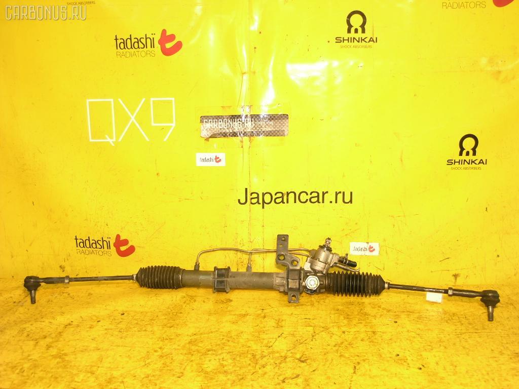 Рулевая рейка NISSAN RNESSA N30 SR20DE. Фото 1