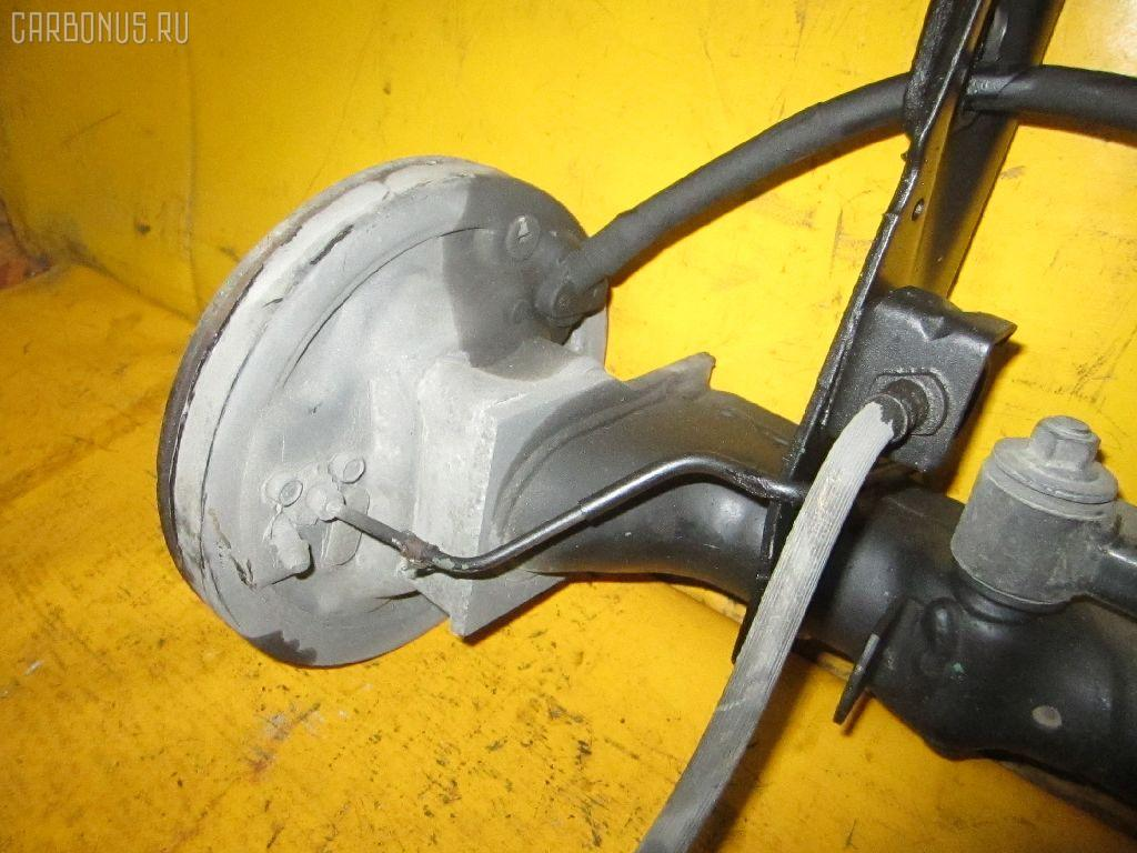 Балка подвески TOYOTA TERCEL EL51 4E-FE. Фото 5