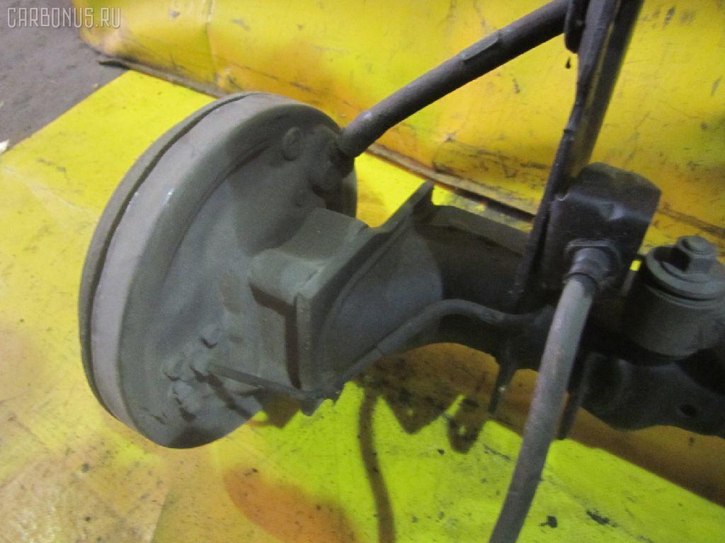 Балка подвески TOYOTA TERCEL EL51 4E-FE. Фото 2