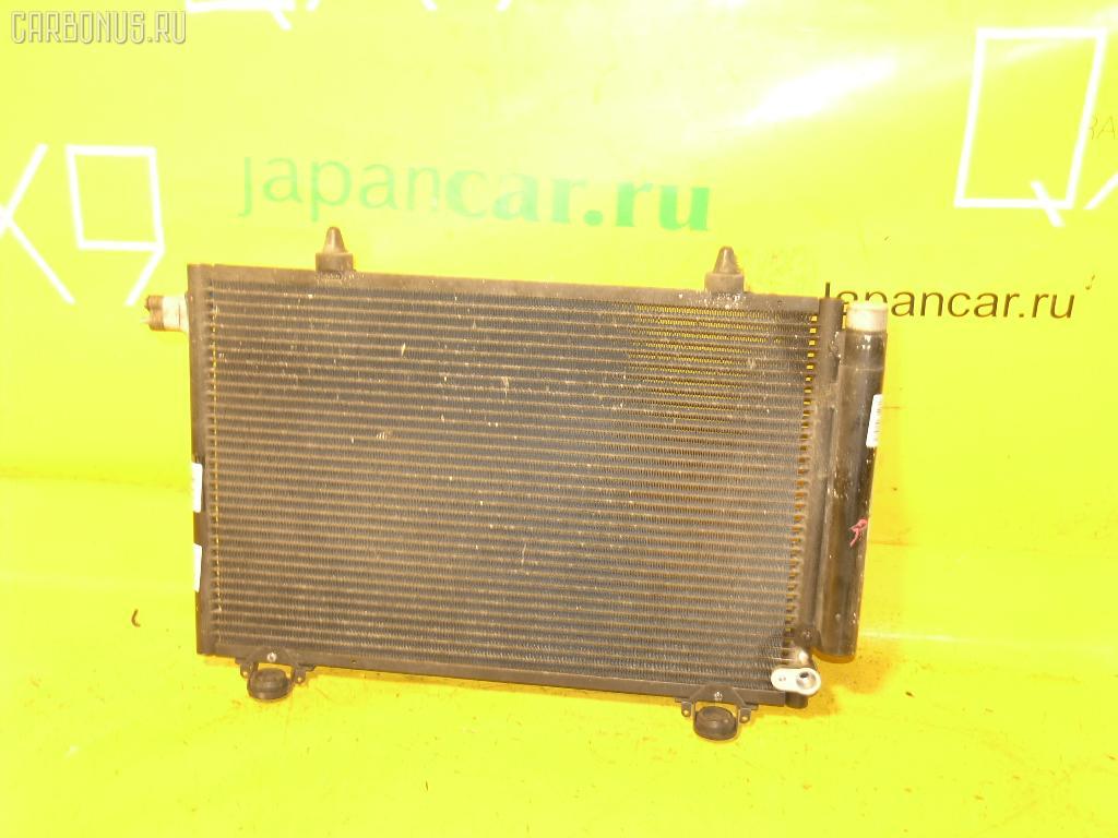 Радиатор кондиционера TOYOTA PROBOX NCP51V 1NZ-FE. Фото 5