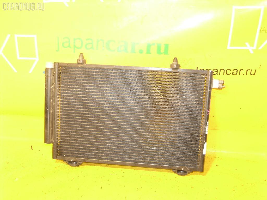 Радиатор кондиционера TOYOTA PROBOX NCP51V 1NZ-FE. Фото 6