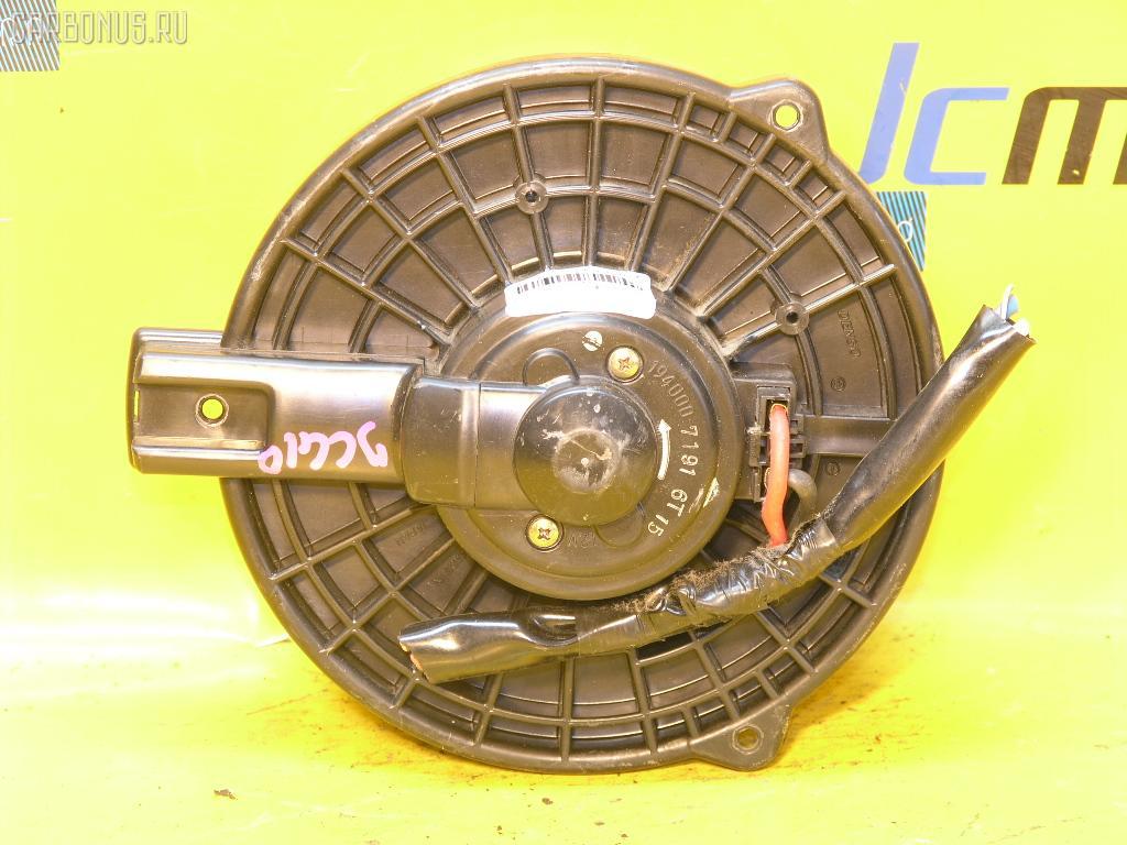 Мотор печки TOYOTA ARISTO JZS160. Фото 7