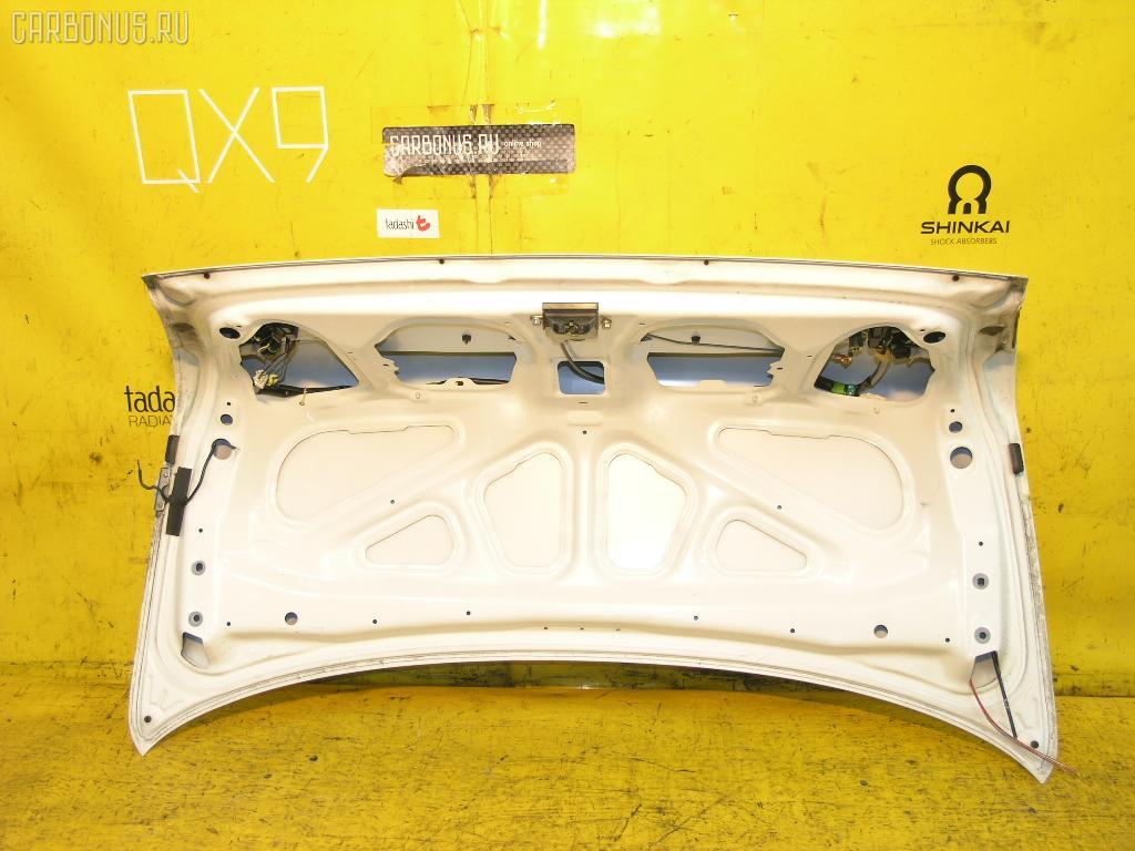 Крышка багажника TOYOTA CORONA ST190. Фото 5