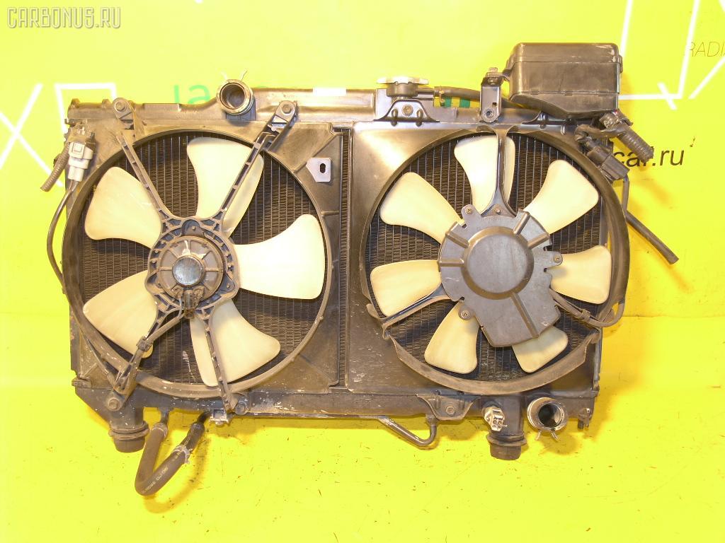 Радиатор ДВС TOYOTA ST190 4S-FE. Фото 5