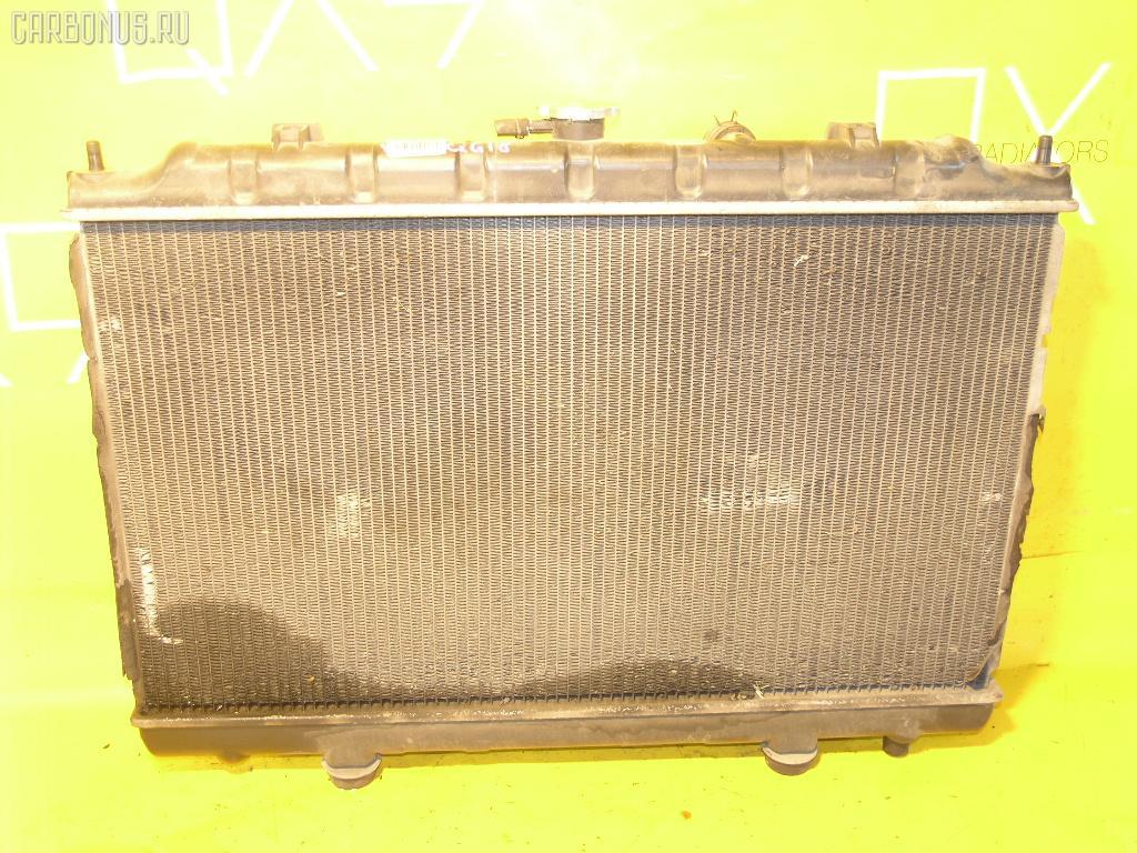 Радиатор ДВС NISSAN AVENIR W11 QG18DE. Фото 6