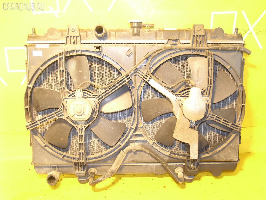 Радиатор ДВС NISSAN AVENIR W11 QG18DE. Фото 7