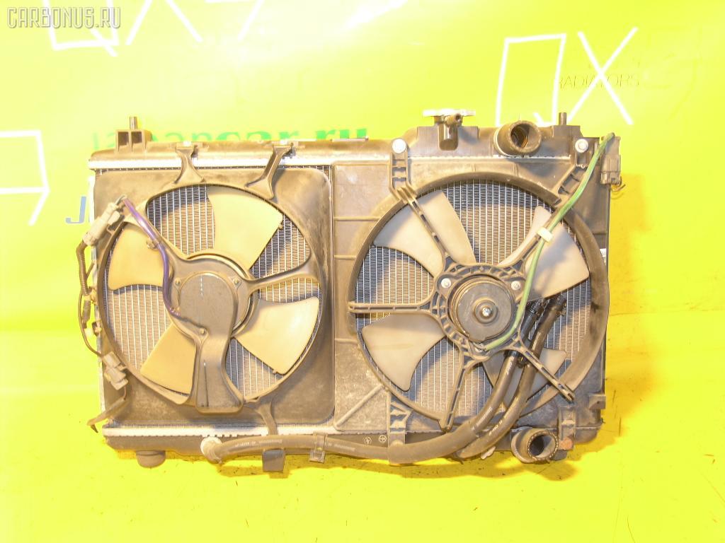 Радиатор ДВС HONDA ORTHIA EL2 B20B. Фото 4
