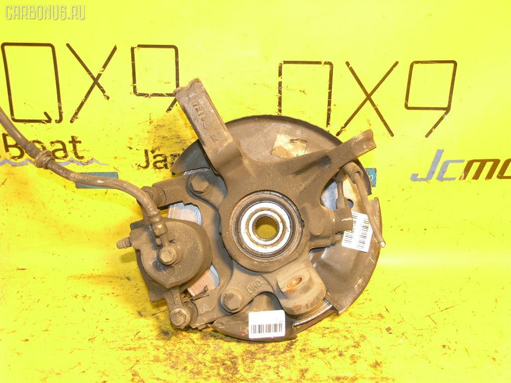 Ступица NISSAN PULSAR FN15 GA15DE. Фото 2
