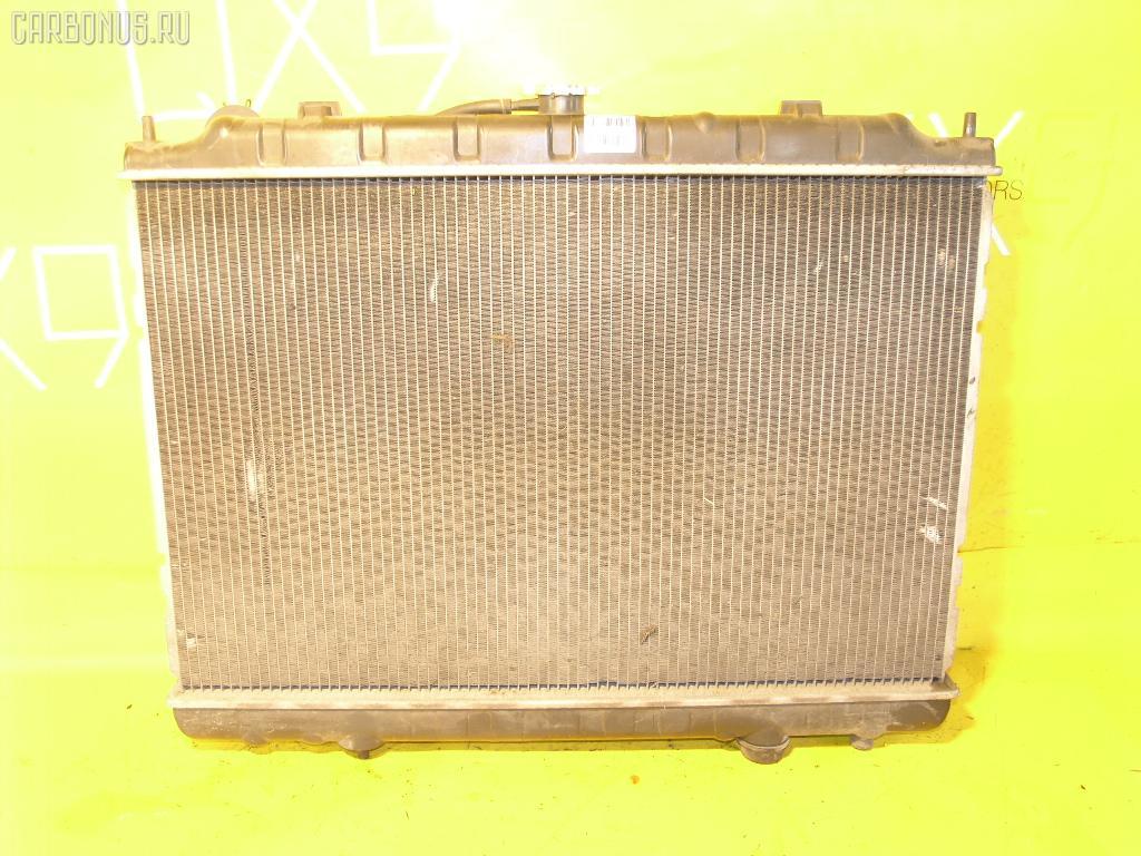 Радиатор ДВС NISSAN PRESAGE NU30 KA24DE. Фото 4