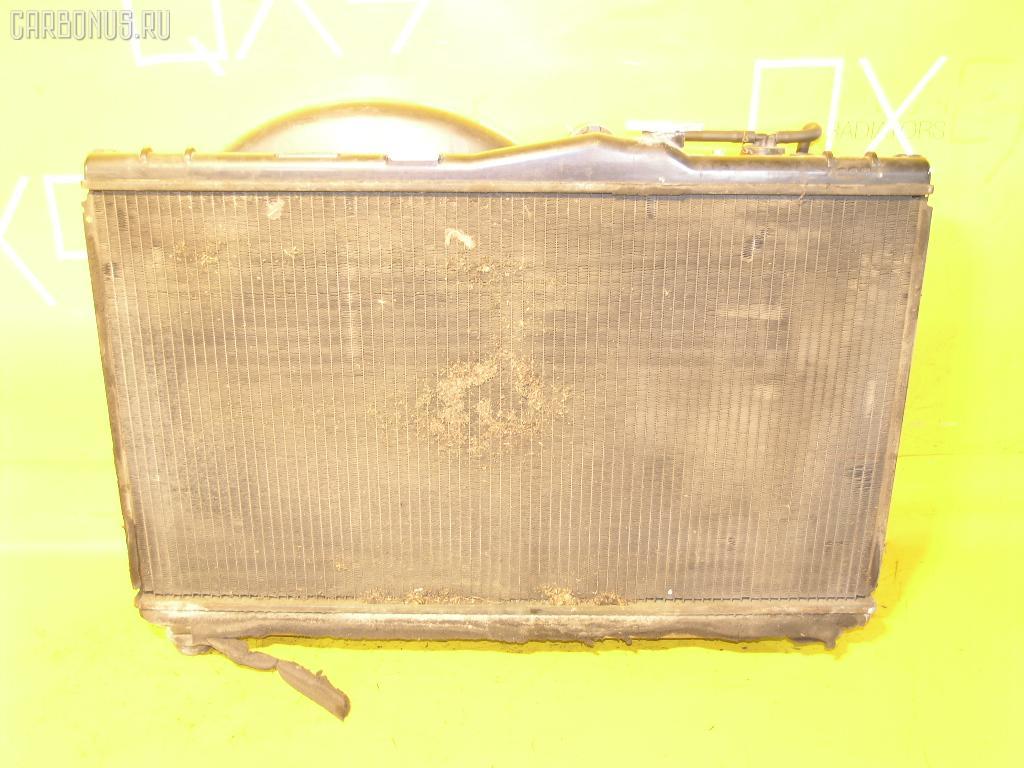 Радиатор ДВС TOYOTA CHASER JZX90 1JZ-GE. Фото 10