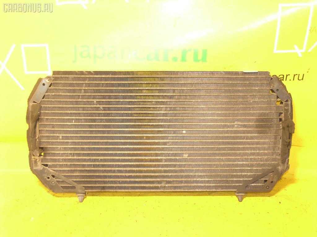 Радиатор кондиционера TOYOTA CAMRY SV40 4S-FE. Фото 5