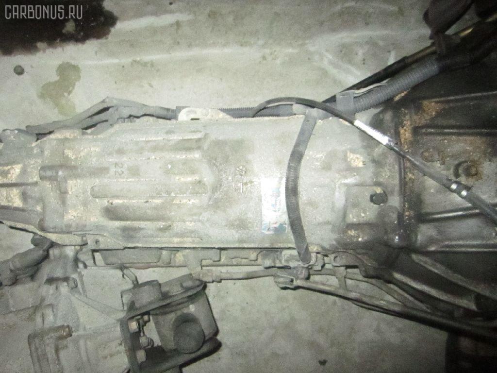 КПП автоматическая TOYOTA MARK II JZX90 1JZ-GE. Фото 3