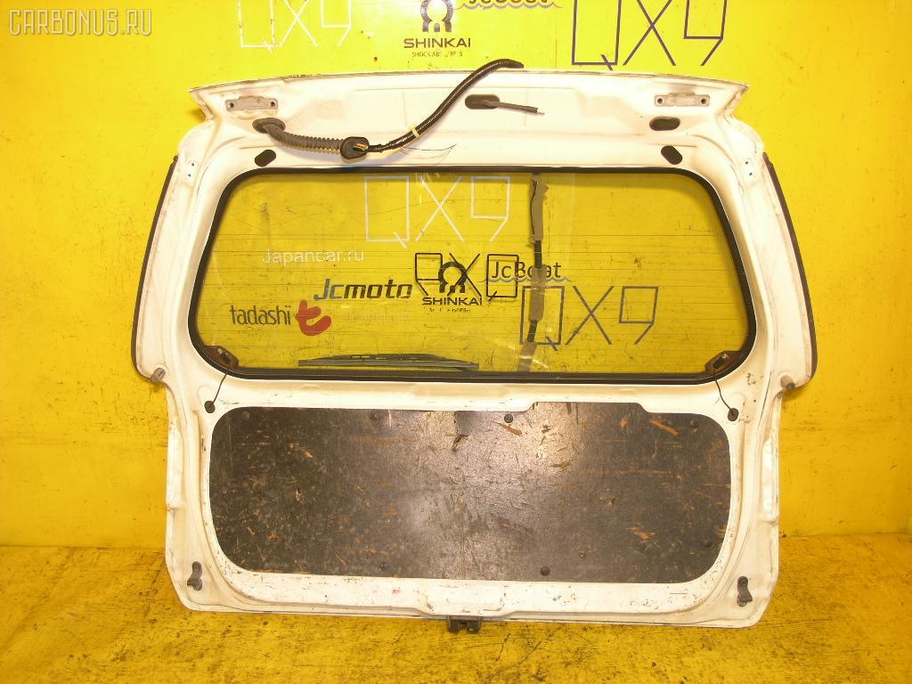 Дверь задняя HONDA PARTNER EY6. Фото 2