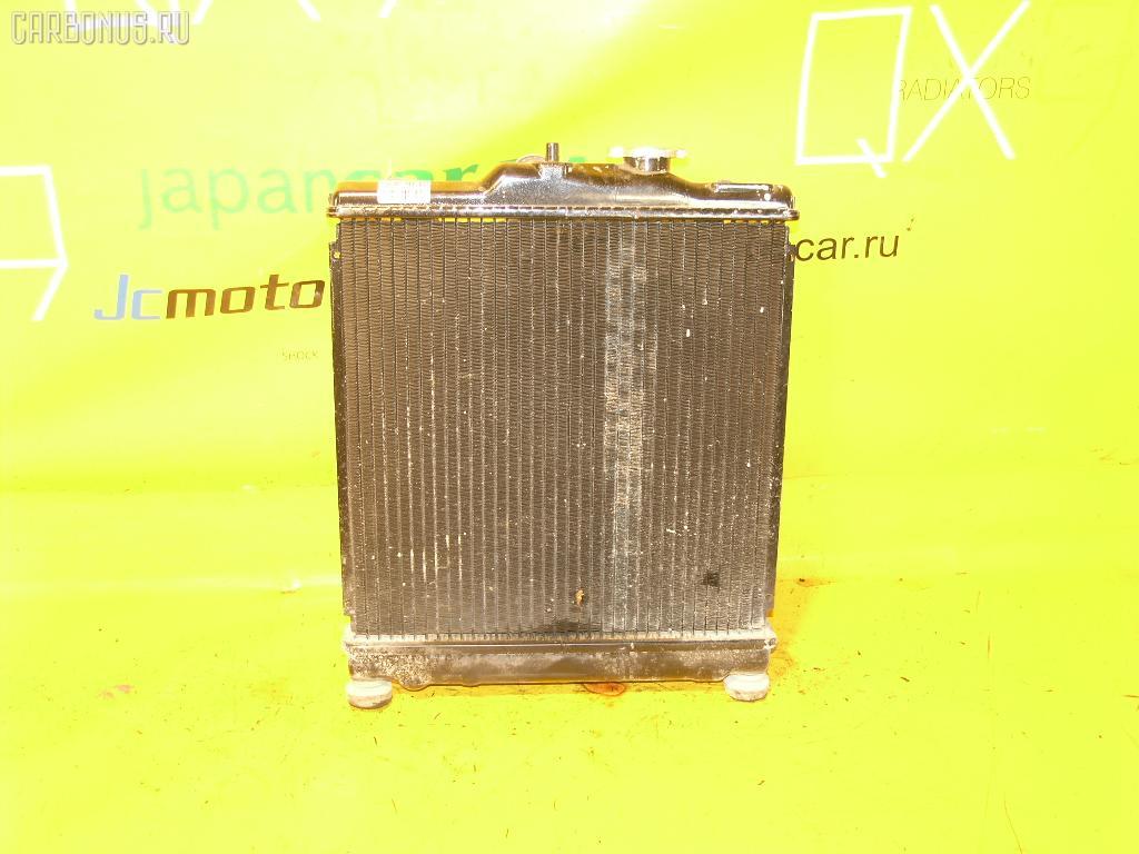 Радиатор ДВС HONDA PARTNER EY6 D13B. Фото 1