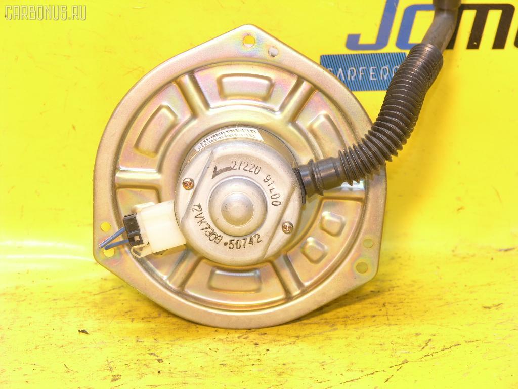 Мотор печки NISSAN PRAIRIE JOY PM11. Фото 2