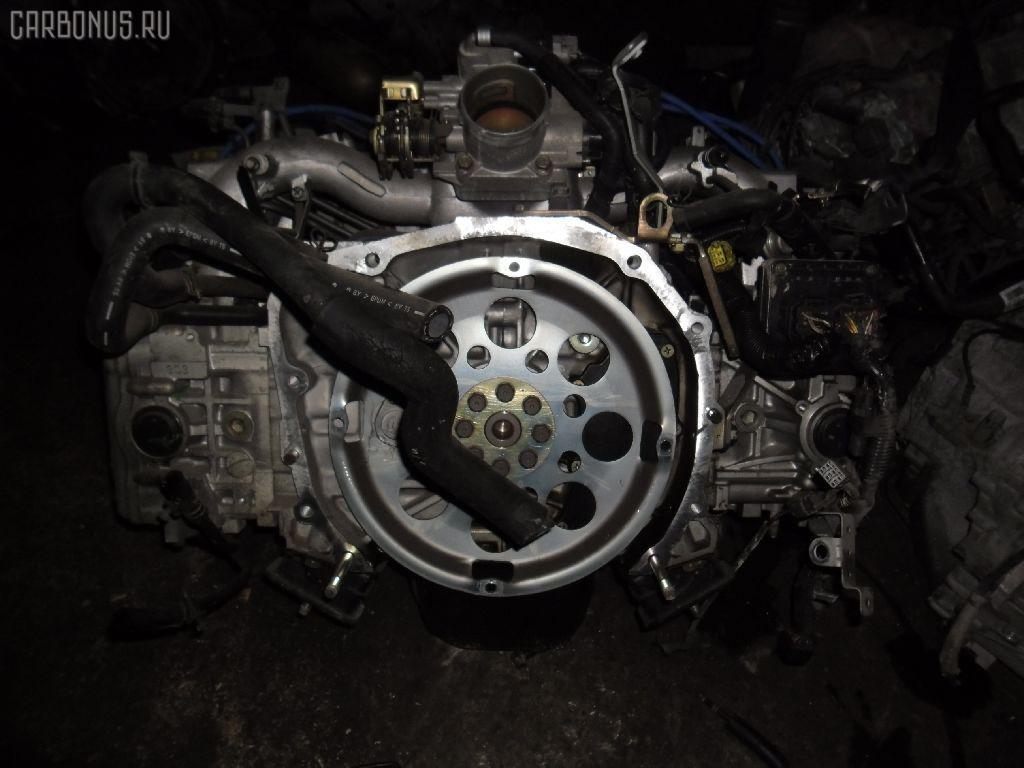 Двигатель SUBARU FORESTER SF5 EJ202. Фото 5