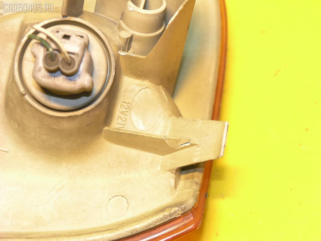 Поворотник к фаре TOYOTA SPRINTER CARIB AE115G. Фото 7