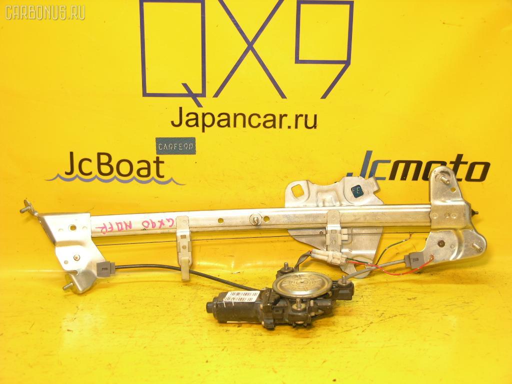 Стеклоподъемный механизм TOYOTA MARK II GX90. Фото 8