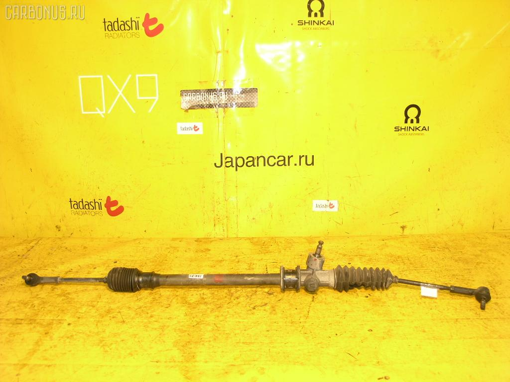 Рулевая рейка SUZUKI WAGON R PLUS MA63S K10A. Фото 6