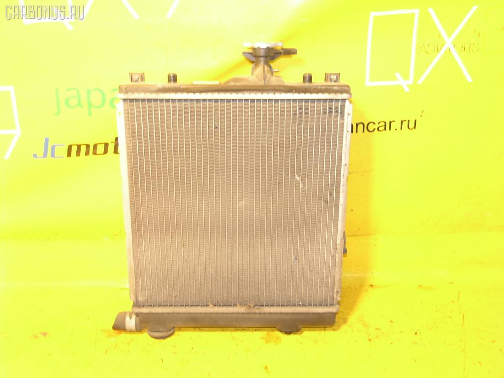 Радиатор ДВС SUZUKI WAGON R PLUS MA63S K10A. Фото 2