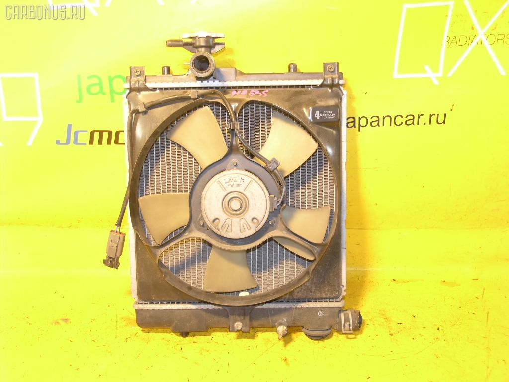 Радиатор ДВС SUZUKI WAGON R PLUS MA63S K10A. Фото 3