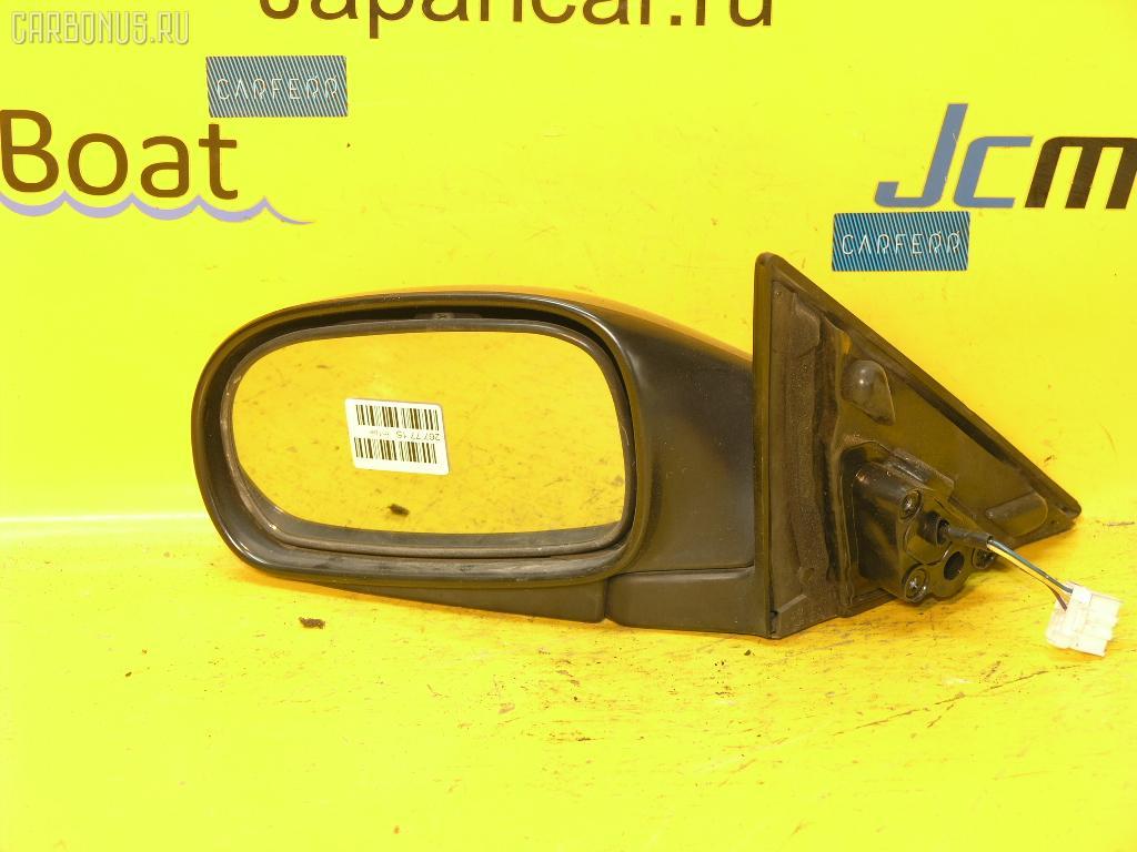 Зеркало двери боковой SUZUKI CULTUS CRESCENT WAGON GC21W. Фото 2