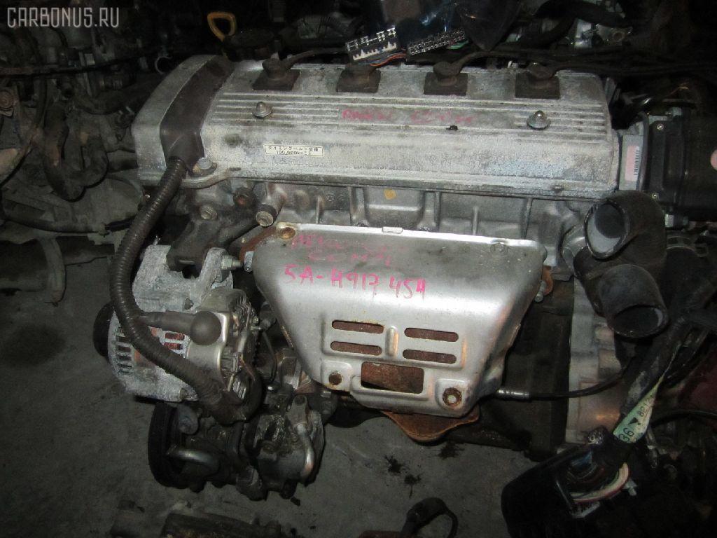 Двигатель TOYOTA COROLLA AE110 5A-FE. Фото 9
