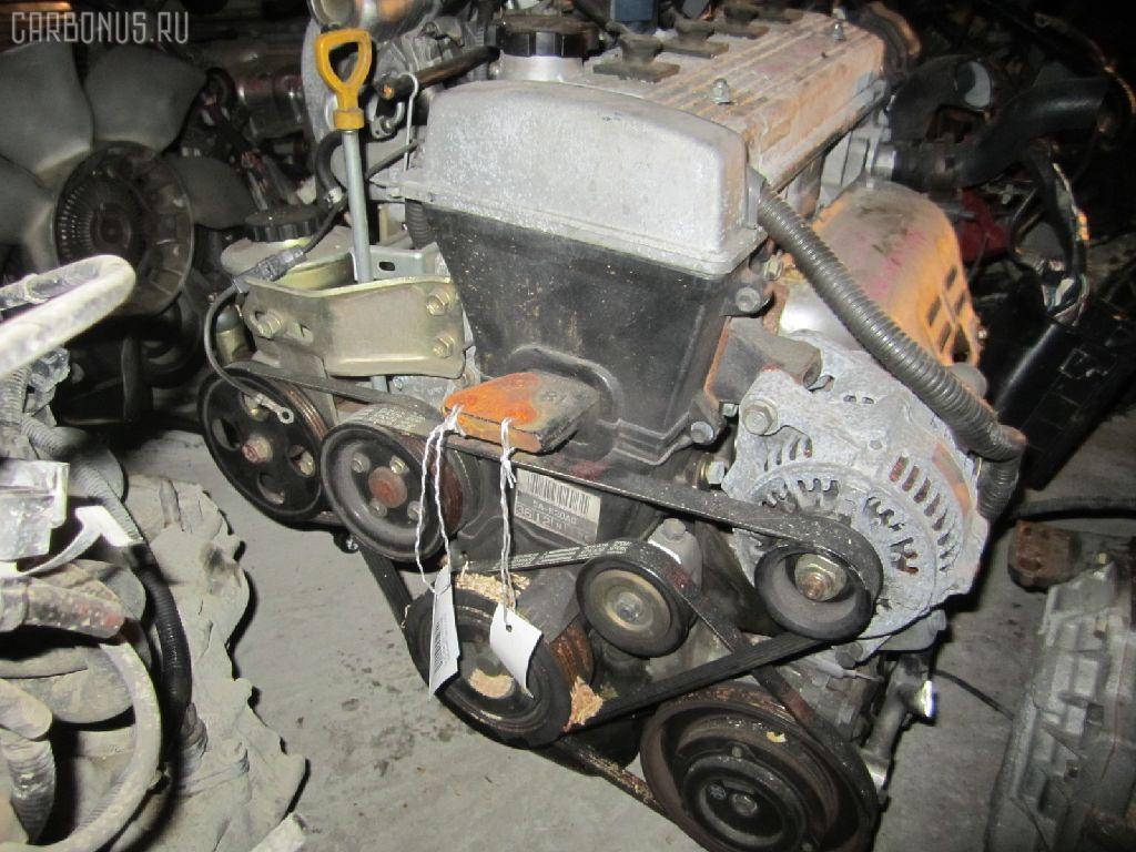 Двигатель TOYOTA CARINA AT212 5A-FE. Фото 10