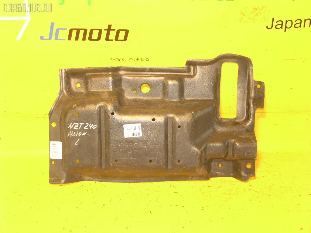 Защита двигателя TOYOTA PREMIO AZT240 1AZ-FSE. Фото 1
