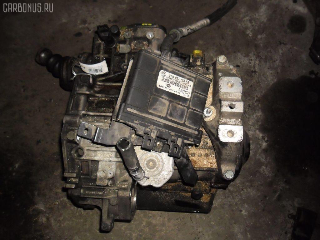КПП автоматическая VOLKSWAGEN GOLF IV 1JAGN AGN. Фото 2