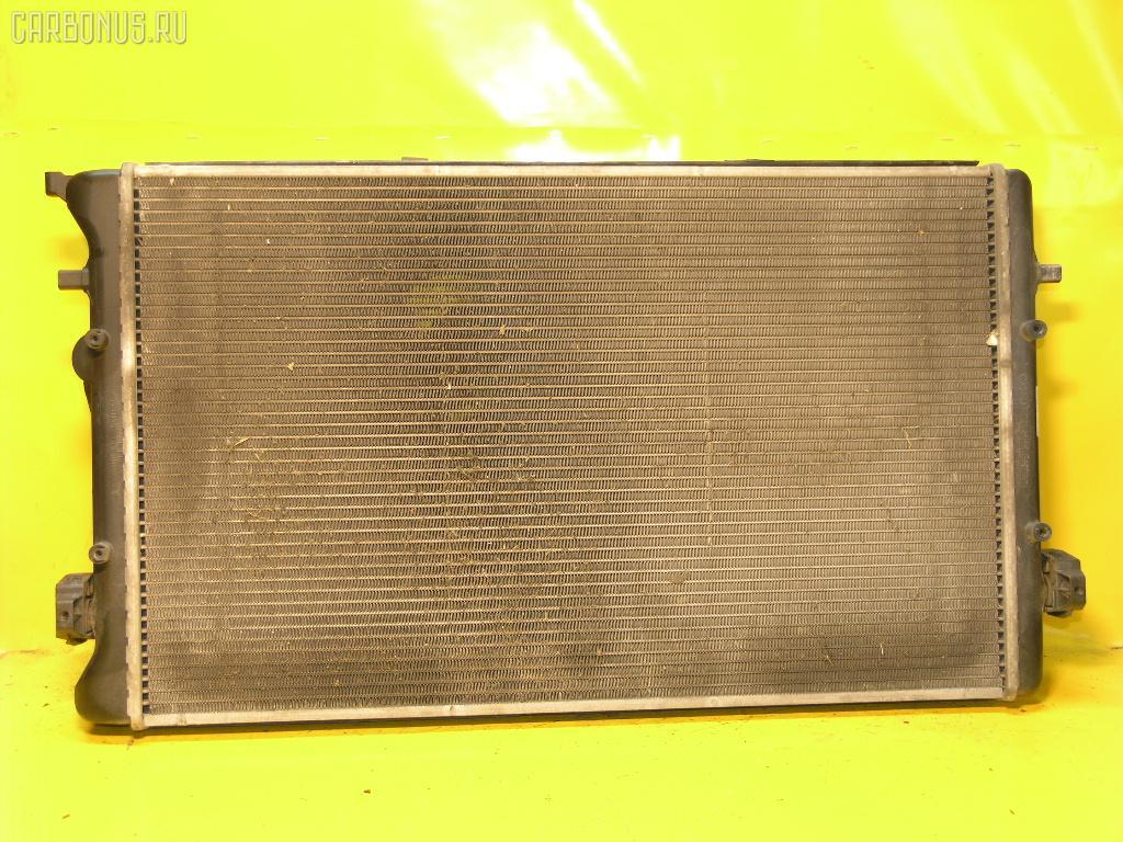 Радиатор ДВС AUDI A3 8LAGN AGN. Фото 5