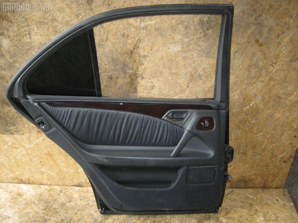 Дверь боковая MERCEDES-BENZ E-CLASS W210.055. Фото 2