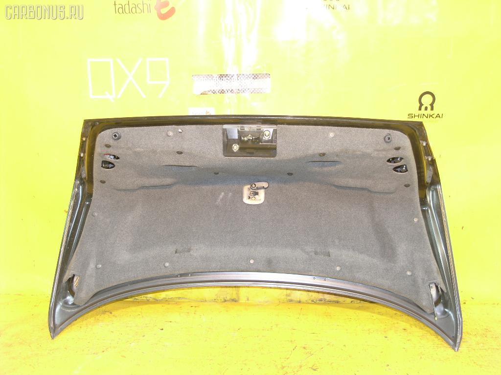 Крышка багажника MERCEDES-BENZ E-CLASS W210.055. Фото 7