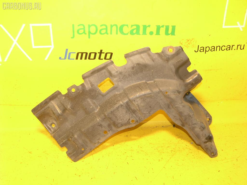 Защита двигателя TOYOTA VITZ SCP10 1SZ-FE. Фото 2