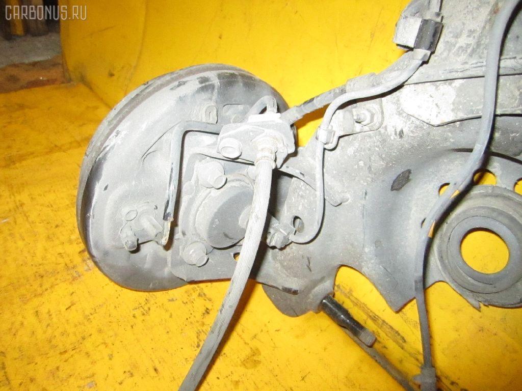 Балка подвески TOYOTA VITZ SCP10 1SZ-FE. Фото 5