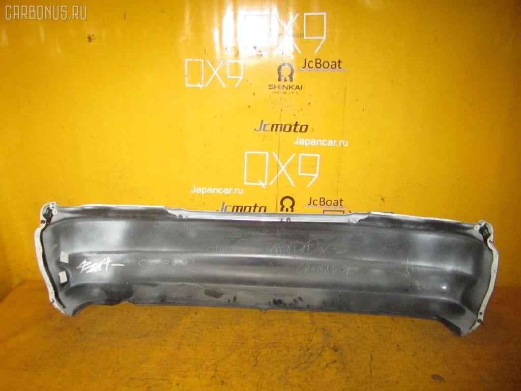 Бампер TOYOTA CHASER GX100. Фото 3