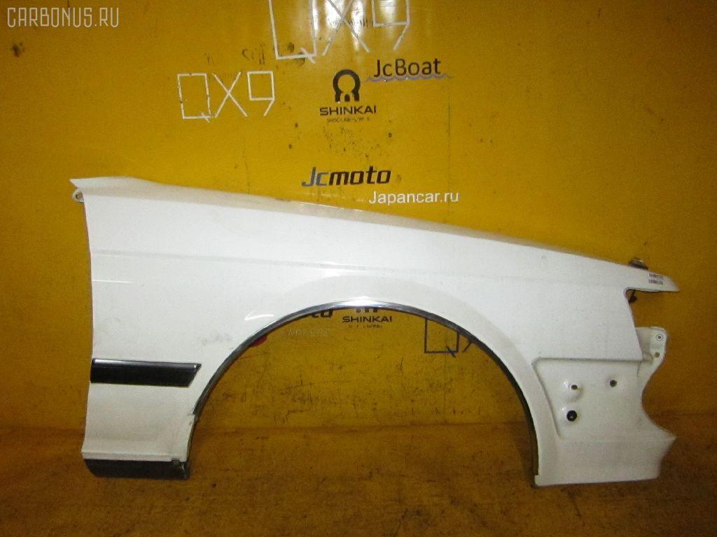Крыло переднее TOYOTA MARK II GX71. Фото 1