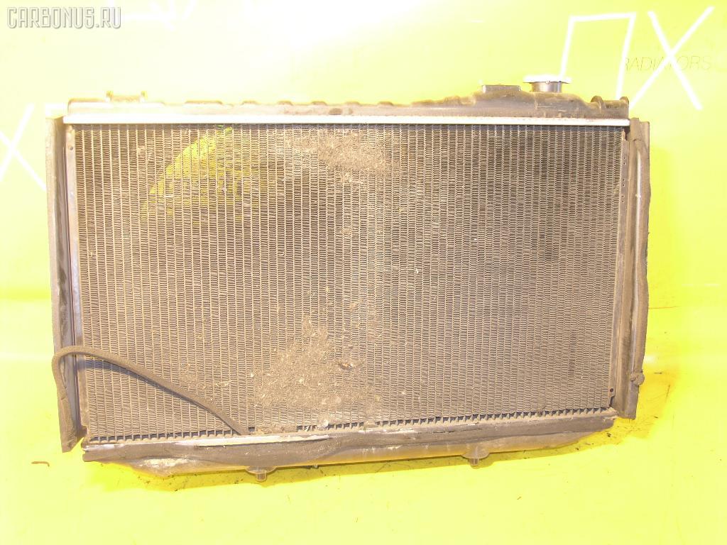 Радиатор ДВС TOYOTA MARK II GX71 1G-EU. Фото 2