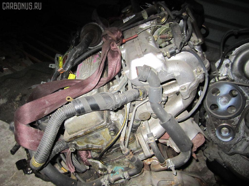 Двигатель TOYOTA MARK II GX71 1G-EU. Фото 1
