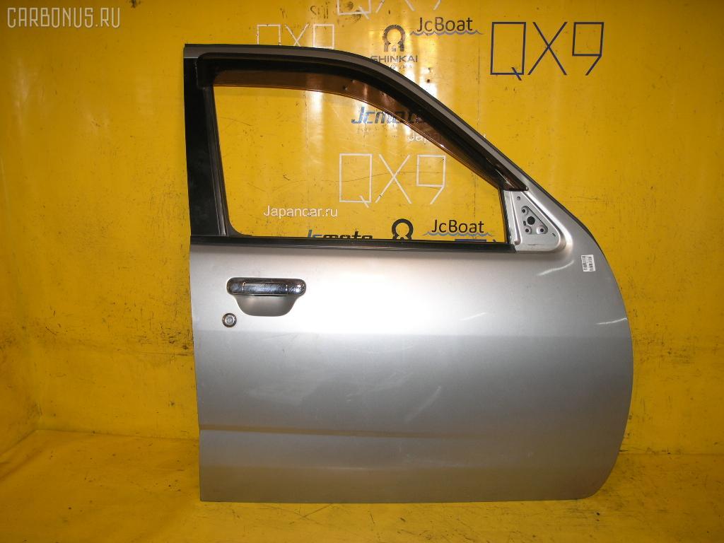 Дверь боковая NISSAN CUBE AZ10. Фото 6