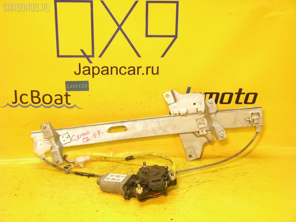 Стеклоподъемный механизм TOYOTA CRESTA GX100. Фото 3