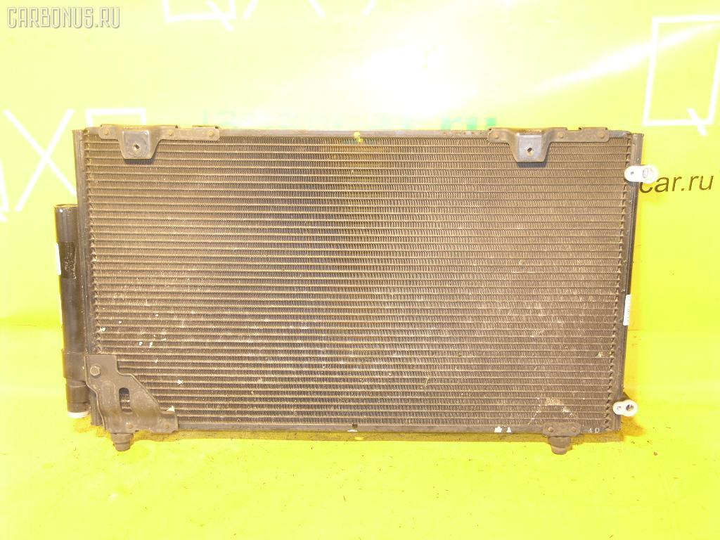 Радиатор кондиционера HONDA STREAM RN1 D17A. Фото 11